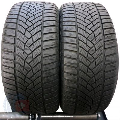 2x GOODYEAR 245/45 R17 Ultra Grip 99V XL 7mm ! Zima