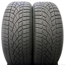 2x DUNLOP 235/60 R17 SP Winter Sport 3D 102H M0 7mm ! Zima