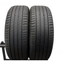 2 x MICHELIN 215/55 R18 99V XL 6mm Primacy 3 Lato