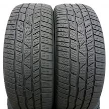 2 x CONTINENTAL 205/55 R16 Ts 830p 91H 6,5mm Zima