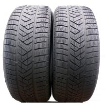 2 x PIRELLI 255/50 R20 109V XL 5.7mm Scorpion Winter Zima