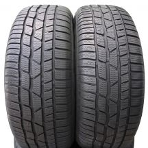 2 szt. Opony Continental 215/60 R16 Zima ContiWinterContact Ts830P 99H 8mm!