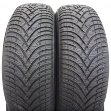 2 szt. Opony BF Goodrich 195/65 R15 Zima g-Force Winter 2 95T XL 7,8mm!
