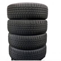 4 x CONTINENTAL 235/55 R19 105H XL 6.4-7mm CrossContact Winter Zima
