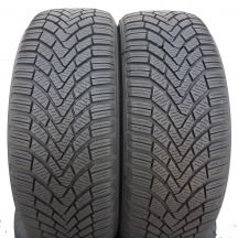 2 x CONTINENTAL 205/55 R16 Ts 850 91H 7mm Zima