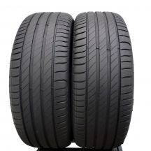2 x MICHELIN 195/ 55 R16 87H 5mm Primacy 4 Lato DOT19