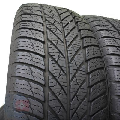 4. 2 x GISLAVED 205/55 R16 Euro Frost 5 91H 6,8mm Zima