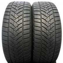 2x DUNLOP 235/55 R19 Winter Sport 5 SUV 105V XL 6.8mm ! DOT 18 Zima
