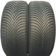 2 x MICHELIN 225/50 R17 94H 6,8mm Alpin 5 0A Zima DOT14