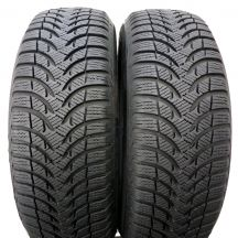 2x MICHELIN 175/65 R14 Alpin A4 82T 7mm ! Zima