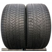 2 x PIRELLI 295/35 R21 107V XL M0 5.2mm Scorpion Winter Zima