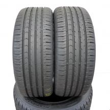 2 x CONTINENTAL 205/55 R16 Premium Contact 5 91W 7mm Lato