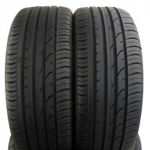 2 CONTINENTAL 215/55 R16 93V 5,4-6mm Premium Contact 2 Lato DOT16