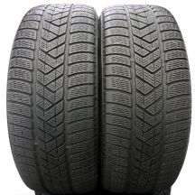 2x PIRELLI 235/55 R19 Scorpion Winter TM 101H M0E 5.8mm Zima
