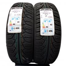 2 x UNIROYAL 195/55 R16 87H MS plus 77 Zima DOT15 NOWE