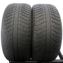 2 x NOKIAN 255/50 R19 107V XL 6-6,5mm Wr Suv 3 Zima DOT14