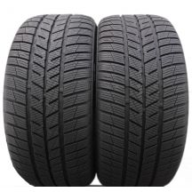 2 x BARUM 245/40 R18 97V XL 7.8mm Polaris 5 Zima DOT18 Jak Nowe