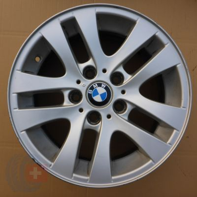 4. 4 x Alufelgi 16 BMW 5x120 7J Et34 Original Germany