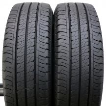 2 x GOODYEAR 195/70 R15C 104/102S 8,5mm Efficient Grip Cargo Lato DOT19