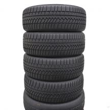 4 x CONTINENTAL 205/50 R17 93H XL 7,8mm WinterContact Ts850P Zima DOT16/14