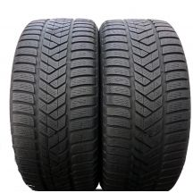 2 x PIRELLI 245/40 R18 97V XL A0 5mm Winter Sottozero 3 Zima