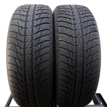 2 x NOKIAN 235/60 R18 107V XL 7mm Wr Suv 3 Zima DOT17