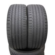 2 x CONTINENTAL 225/50 R17 94V 6mm ContiEcoContact 5 Lato DOT15