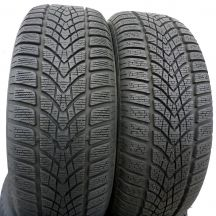 2 x DUNLOP 205/55 R16 Winter Sport 4D 91H 7mm Zima