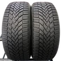 2 x CONTINENTAL 215/55 R16 93H 7,8mm Ts850 Zima
