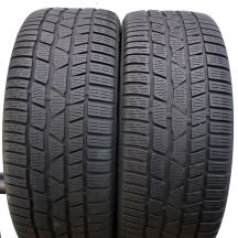 2 x CONTINENTAL 235/45 R18 98V XL 5,4-6,5mm Winter Contact Ts830p Zima