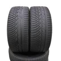 2 x MICHELIN 225/40 R18 92V XL 5-5,6mm Pilot Alpin PA4 Zima DOT13