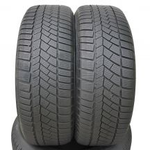 2 x CONTINENTAL 235/60 R18 Ts 830p 103V 6,7mm Zima