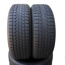 2 x TOYO 225/65 R17 Open Country 102H 6,8mm Zima