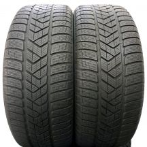 2x PIRELLI 235/55 R18 Scorpion Winter 104H XL RUN FLAT 6mm! Zima