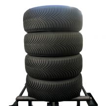 4 x MICHELIN 215/60 R16 99H XL 7mm Alpin 5 Zima DOT16