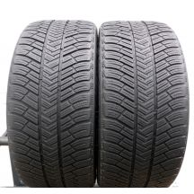 2 x MICHELIN 245/35 R20 95W XL 6.2mm Pilot Alpin PA4 Zima