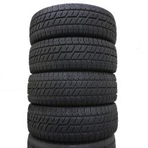 4 x GISLAVED 235/65 R16C 115/113R 7-8,3mm Euro Frost Van Zima DOT18/17