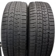 2 x NEXEN 235/65 R16c 121/119R 8mm Win Guard WT1 Zima DOT16