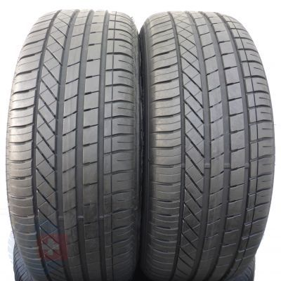 2 szt. Opony Goodyear 225/55 R17 Lato Excellence *Bmw Rsc Run Flat 97Y 7mm!