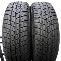 2x BARUM 175/65 R14 Polaris 3 82T 6.3mm ! Zima