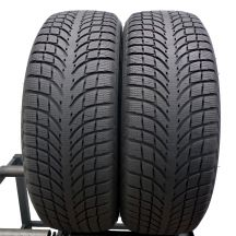 2 x MICHELIN 215/70 R16 104H XL 6mm Latitude Alpin LA2 Zima DOT16
