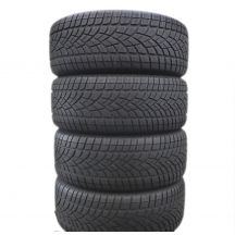 4 x DUNLOP 265/50 R19 110V XL N0 6.5mm MFS SP Winter Sport 3D Zima