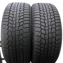 2 GISLAVED 215/50 R17 95V XL 7,2-8 mm Euro Frost 6 Zima DOT19