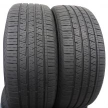 2. 2 szt. Opony Continental 235/55 R19 Wielosezon CrossContact LX Sport 105V 6mm!