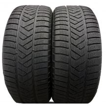 2 x PIRELLI 245/50 R18 100H 5mm Sottozero 3 Winter Zima