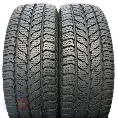 2x UNIROYAL 205/65 R16 C Snow Max 2 107/105T 9mm ! Zima