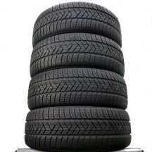 4 x PIRELLI 235/60 R18 Scorpion Winter 107H XL 7,3mm Dot18 Zima