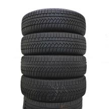 4 x CONTINENTAL 215/65 R17 99H 6-7,5mm WinterContact Ts850P Zima DOT17
