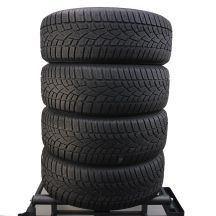 4 x DUNLOP 235/60 R17 102H 5,8-6,2mm Sp Winter Sport 3D M0 Zima DOT15