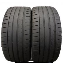 2 x MICHELIN 235/354 R19 91Y XL 5mm Pilot Sport 4 S Lato